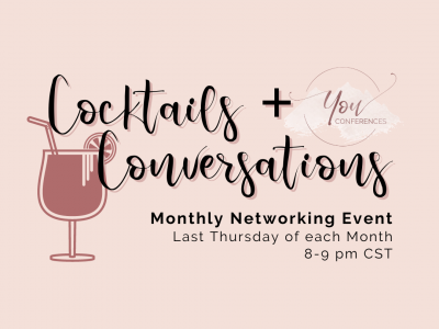 January Cocktails + Conversations